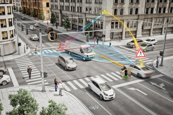 'Smart' intersection aims to increase safety