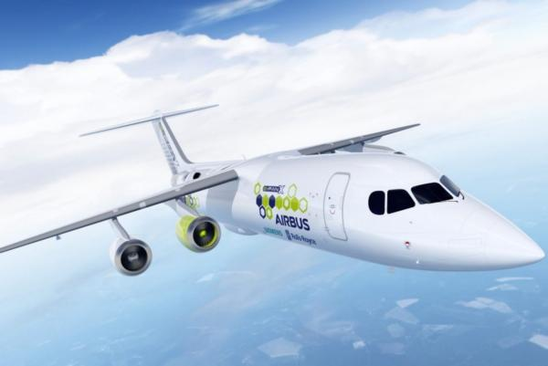 Big three team up for electric aircraft
