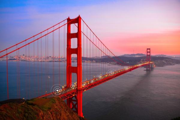 IoT network goes live in San Francisco Bay Area