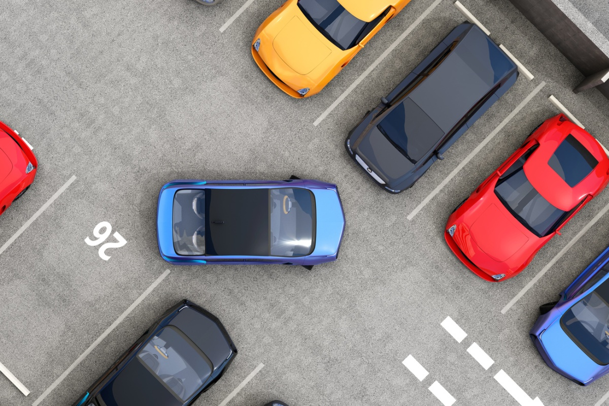 Smart parking is often regarded as a poster solution towards efficient, smart city living
