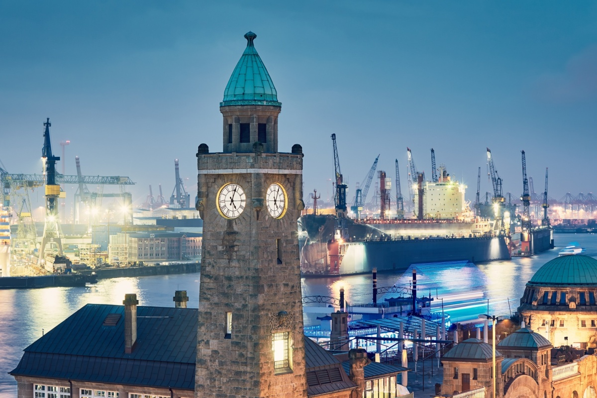 The Port of Hamburg will provide much-needed practical experience of 5G