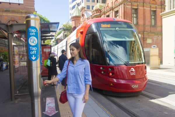 Transport for New South Wales rolls out payment trial