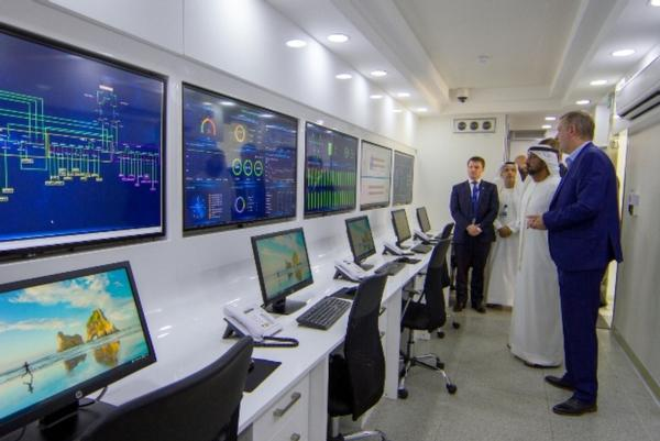 Dubai Airport in data centre first