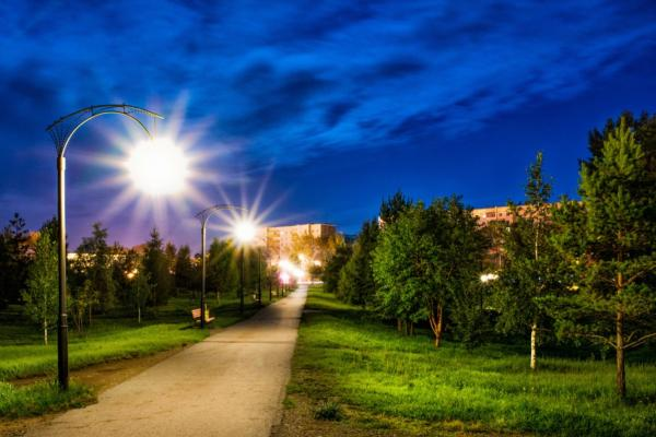Lighting control aims to make cities smarter