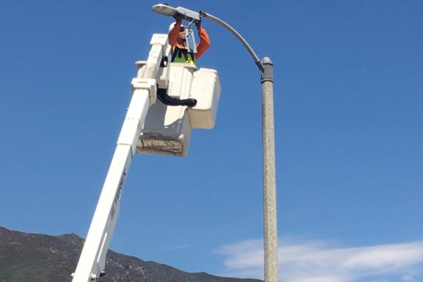 Lighting the way for Rancho Cucamonga
