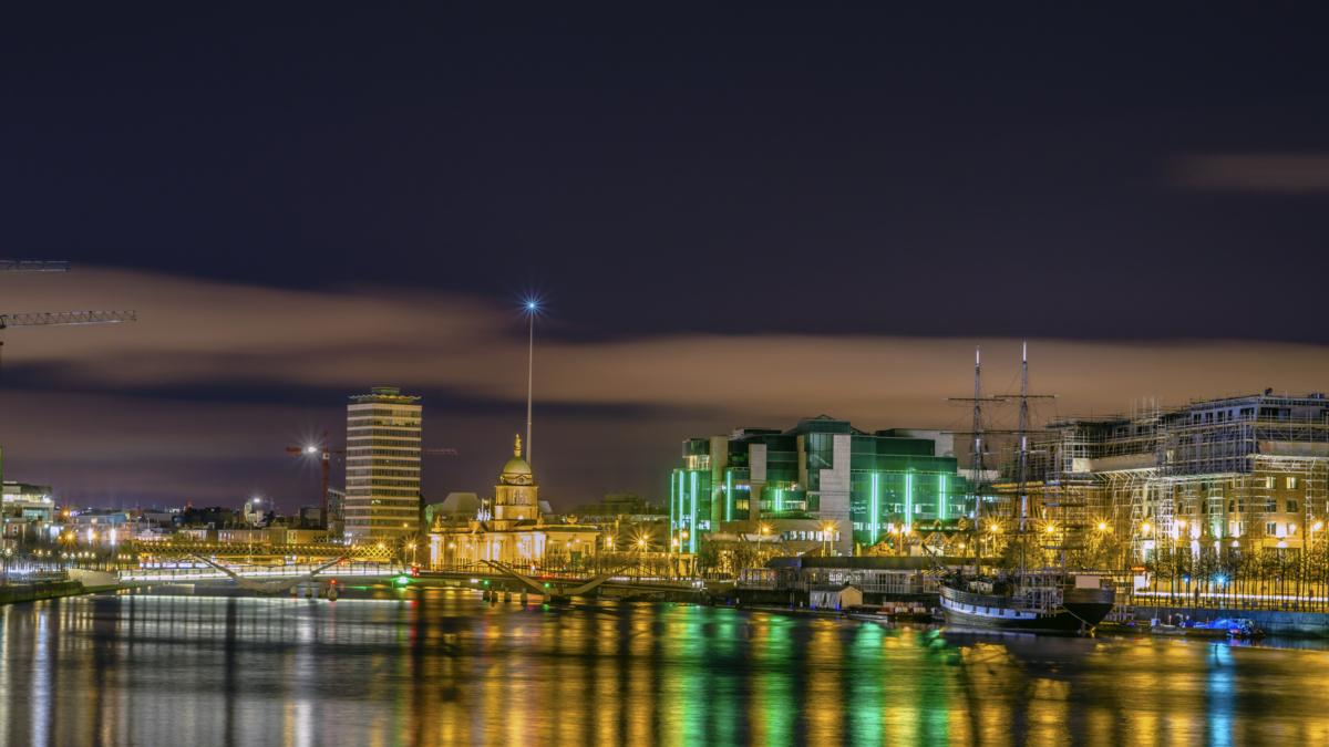 Dublin strives to be at the forefront of smart city technology