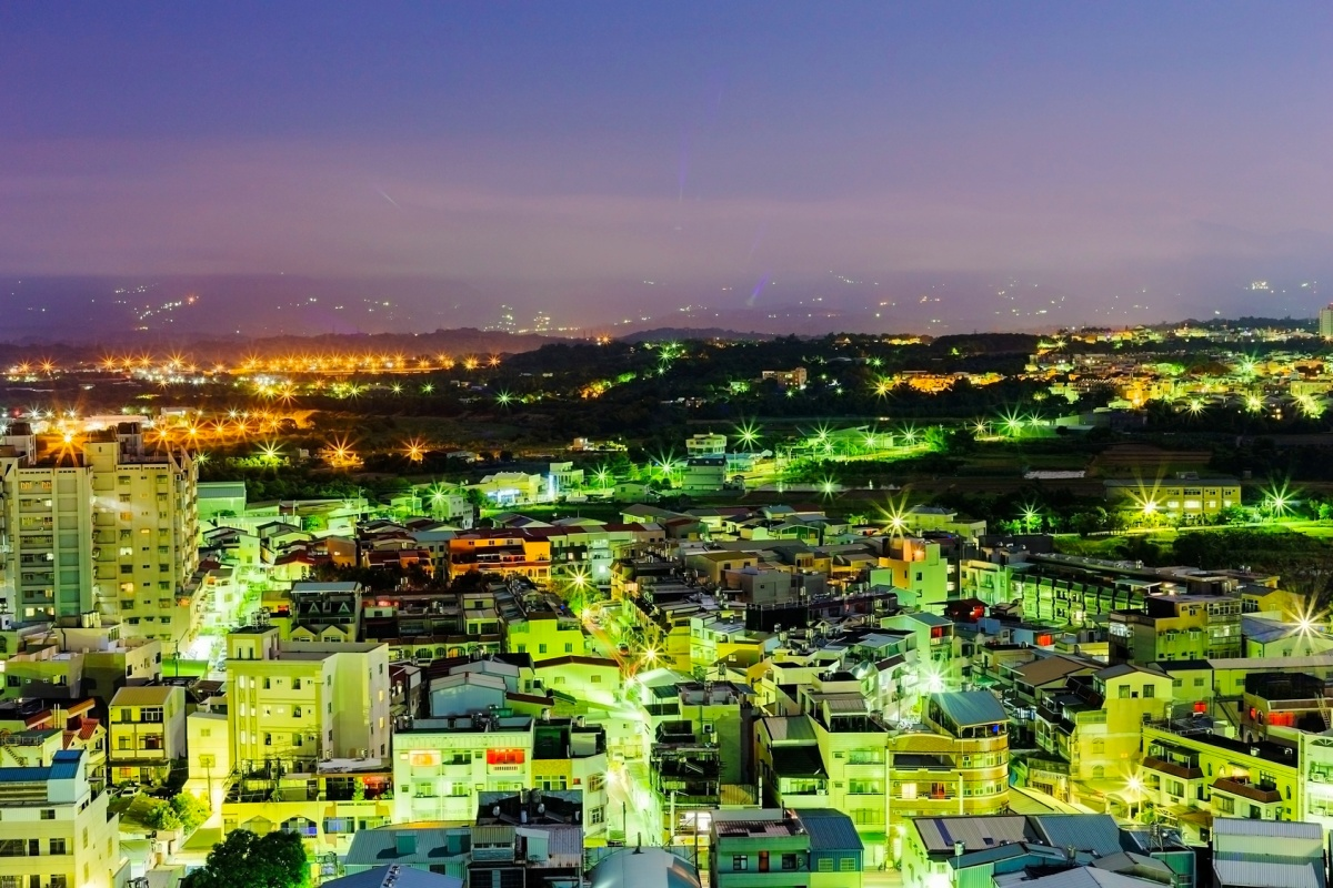 Chiayi City is one of three Taiwan cities named in the Top7 Intelligent Communities