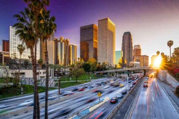 Los Angeles remains most gridlocked city