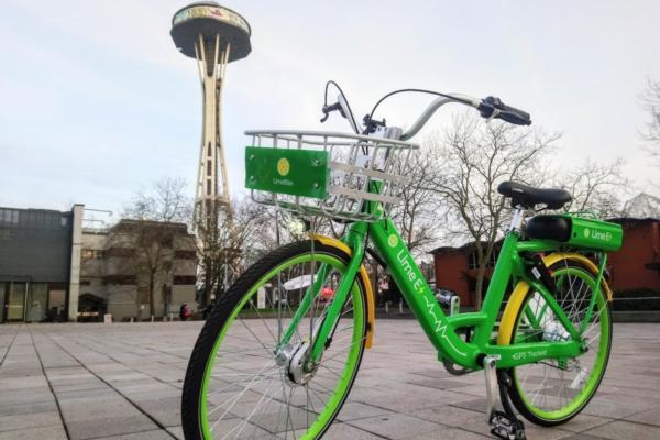 Lime e-bike comes to Seattle