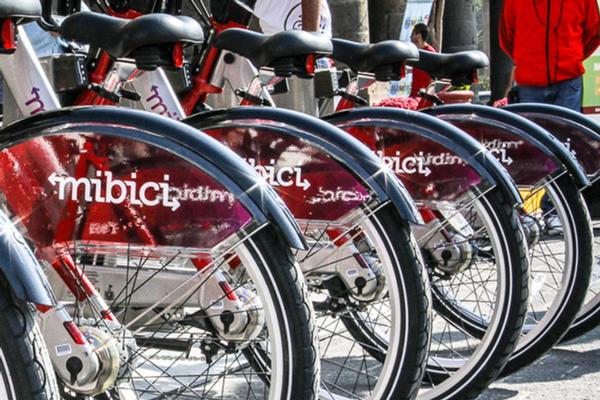 Guadalajara adds intelligence to bike-share