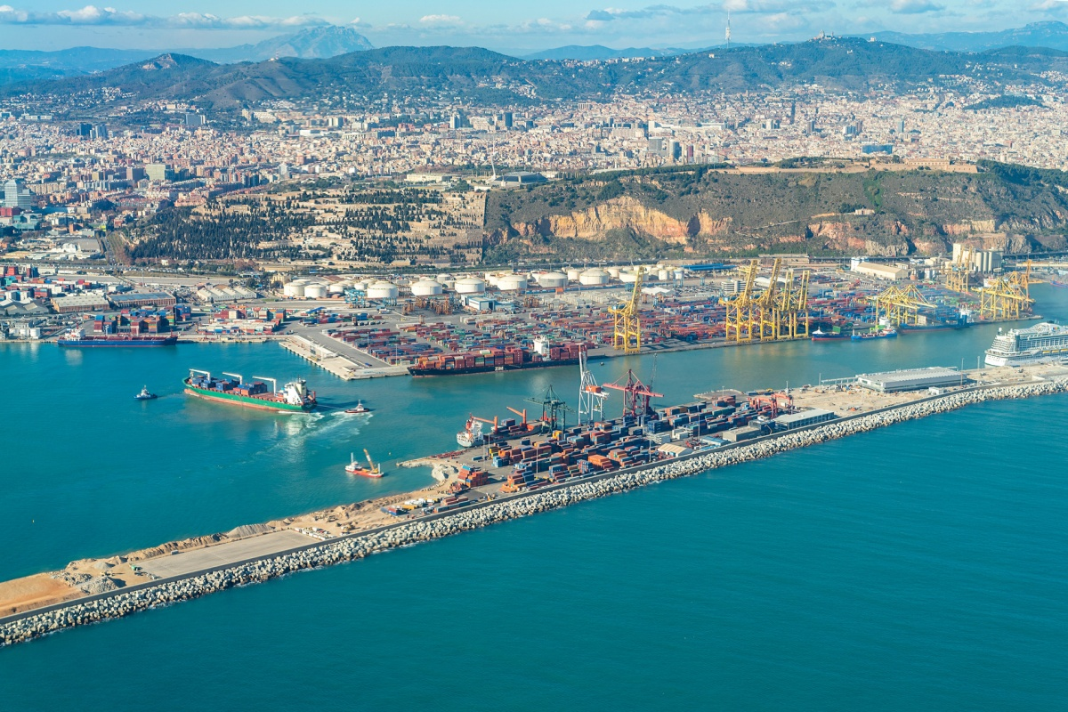 Connectivity will help the Port of Barcelona improve its fleet operations