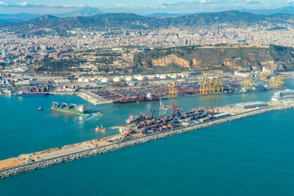 Pilot asset-tracking for Port of Barcelona