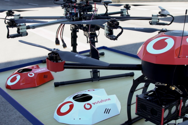 IoT drone aims to protect the skies