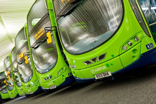 UK government awards £48m for greener buses