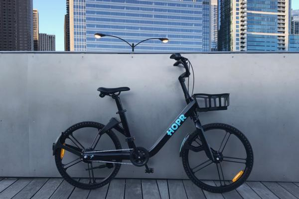 The e-bike with portable power