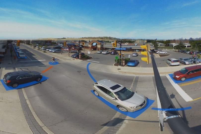 "Bullock: ""The TrafficLink solution represents the eyes and brains of an intersection"""