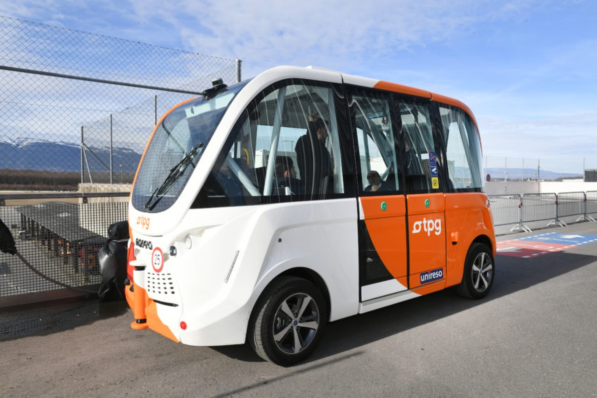 Bestmile's platform will play a key part in the EU autonomous vehicle AVENUE project