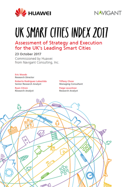 UK Smart Cities Index 2017
