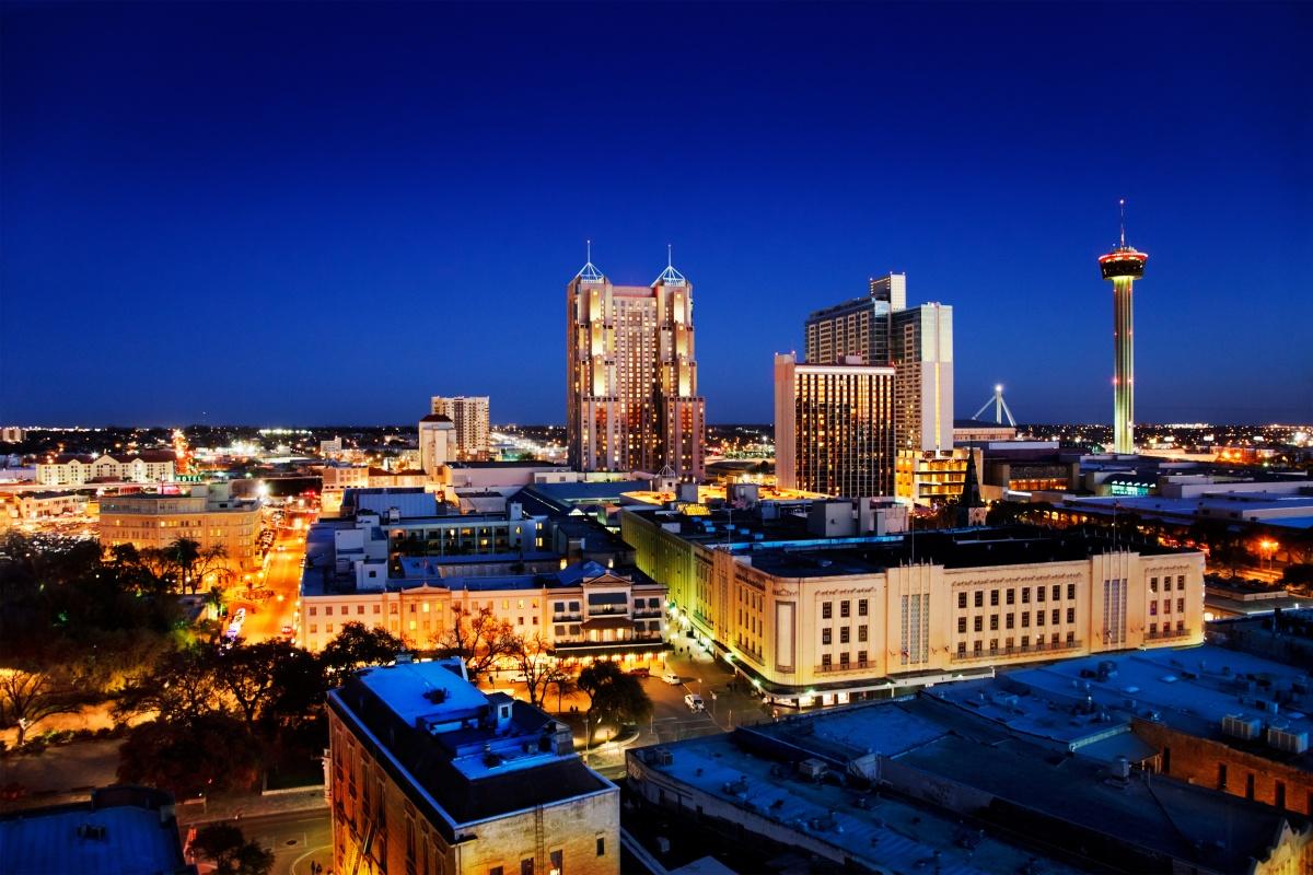 San Antonio Goes Digital Smart Cities World