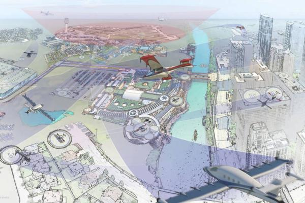NASA and Uber team for urban air mobility