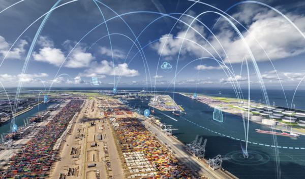 Port of Rotterdam on course for self-driving ships by 2030