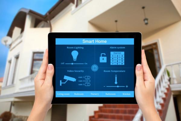 The smart cities, smart home overlap