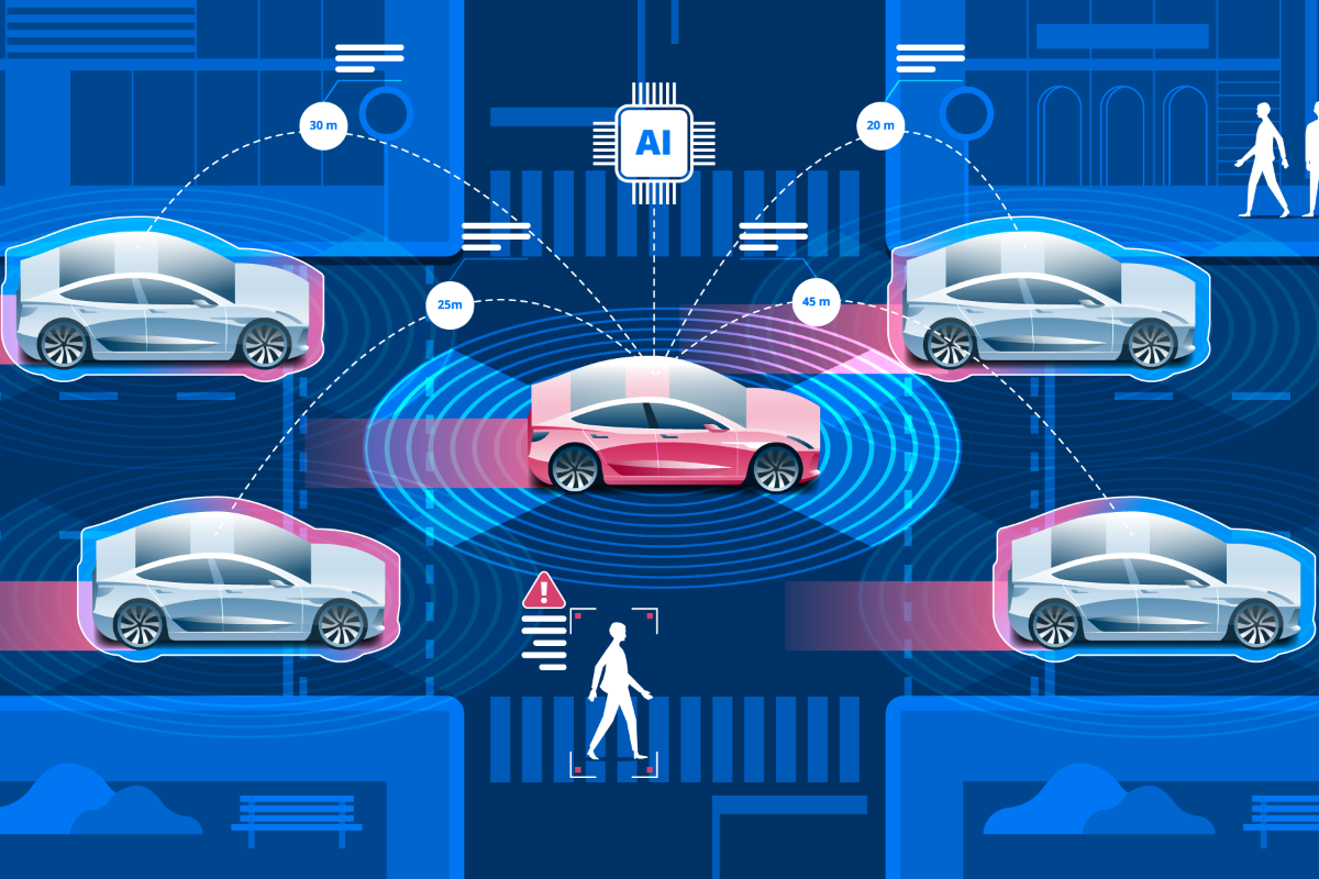 Driving autonomous vehicles forward with intelligent infrastructure - Smart  Cities World