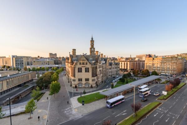 Partnership builds out Bradford infrastructure