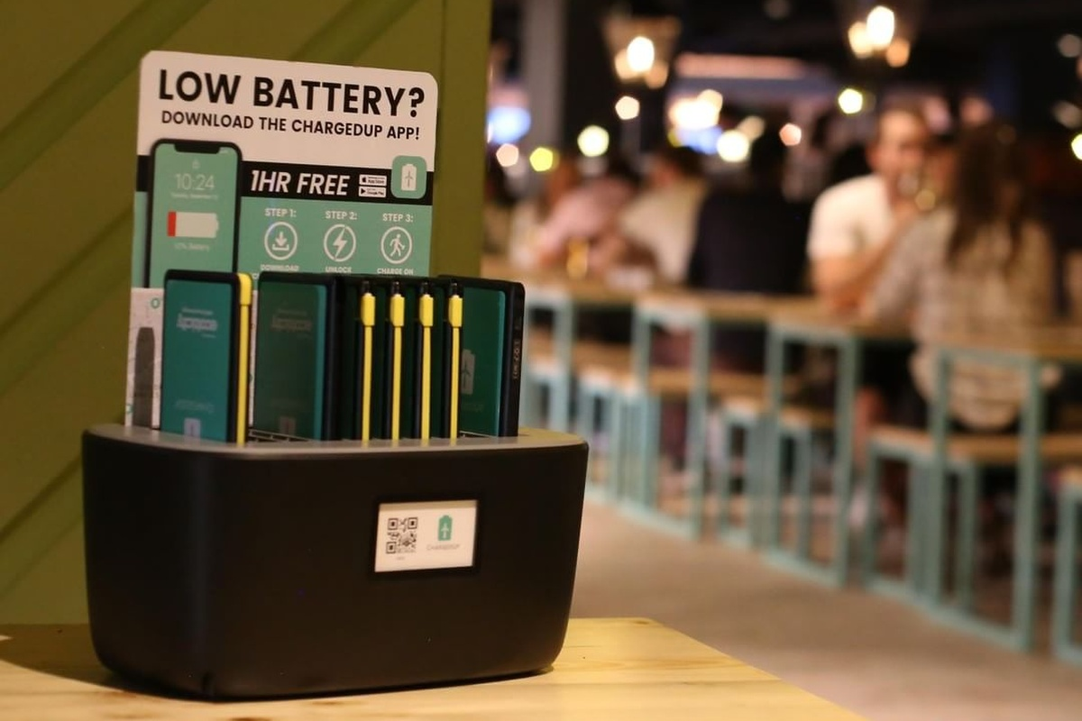 ChargedUp aims to be in 1,000 venues in London by the end of 2018