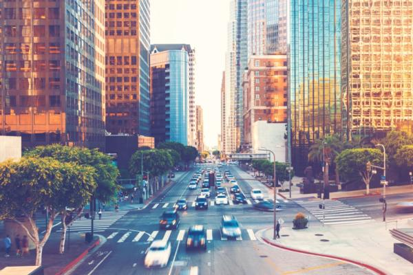 LA bids to become America's smartest city