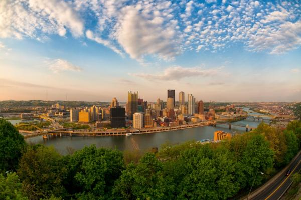 Pittsburgh calculates environmental and economic impact of its infrastructure