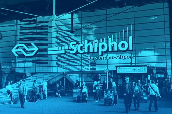 Schiphol Airport eases passenger journey