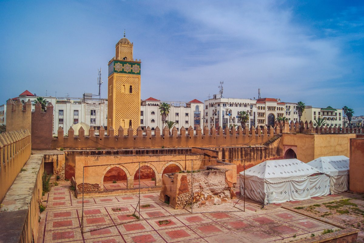 The city of Settat in Morocco is an important regional centre for the country