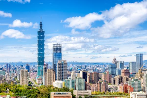 Taipei in bid to become '5G city'