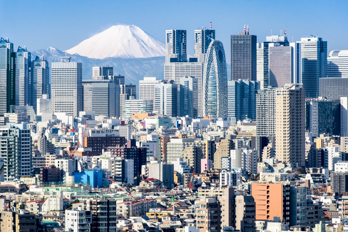 Tokyo scored highly in areas such as quality of care and accessibility for citizens
