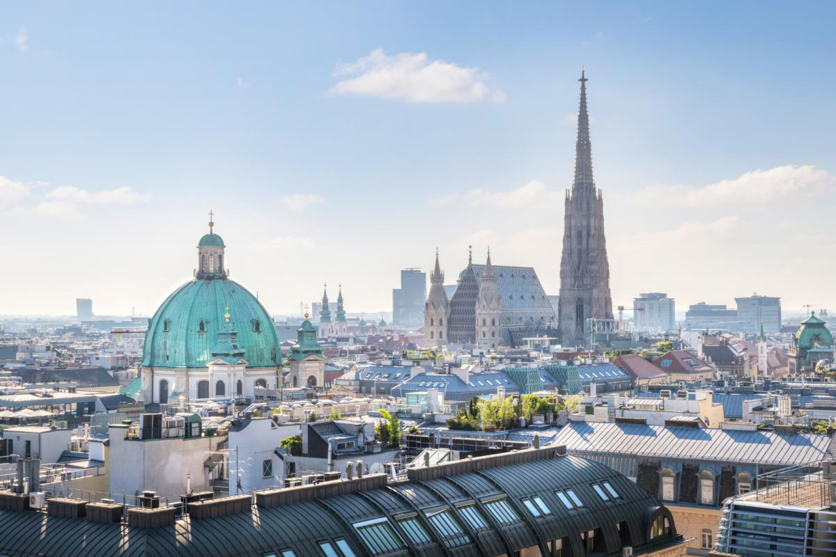 Vienna crowned most liveable city for the second year running