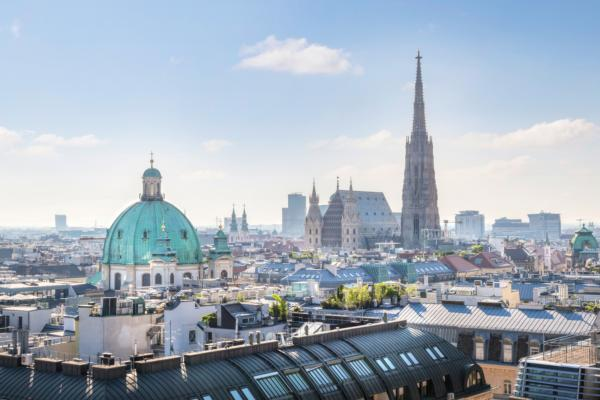 Vienna remains top city for liveability