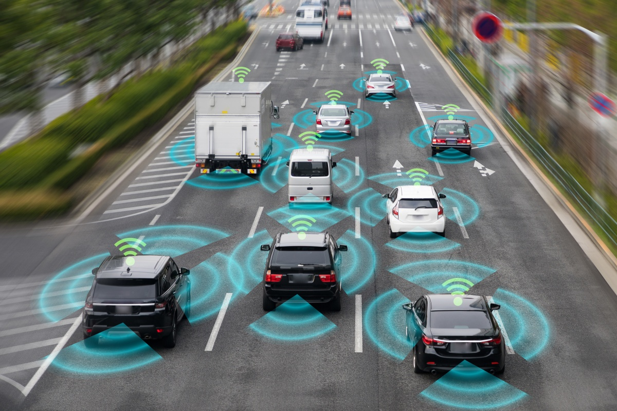 Siemens' aim is to ensure its technology is in-sync with governments' plans for connected vehicles