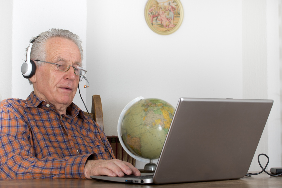 Older people are among those who could benefit most from digital technology