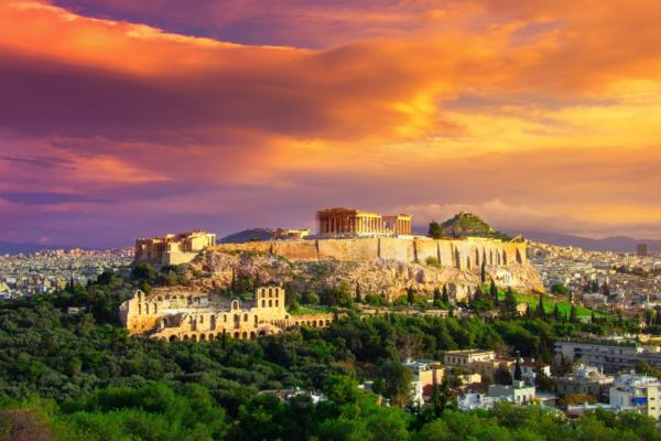 Athens wins 'most innovative' city prize