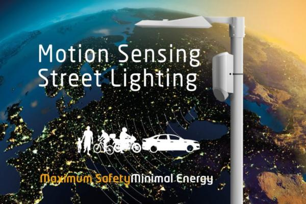 Motion-based lighting aims to brighten Australia's smart cities