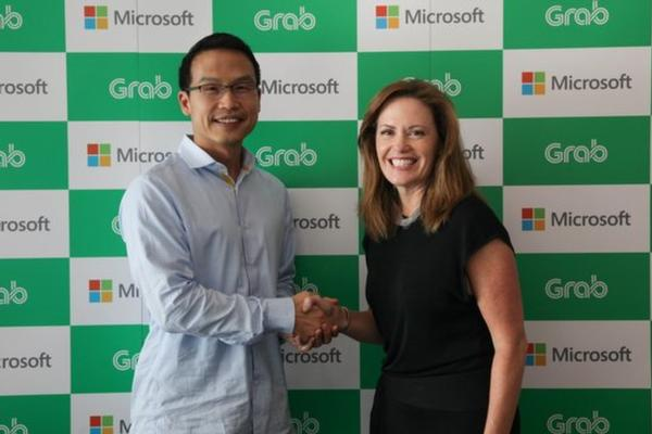 Microsoft and Grab collaborate to drive innovation