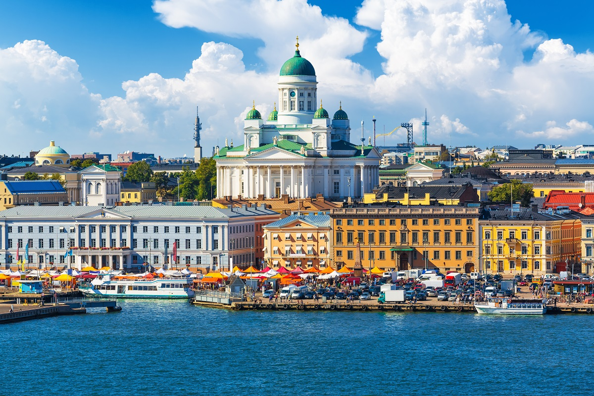 Having the highest happiness score was one of the factors that put Helsinki in top spot