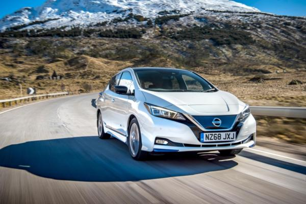 Nissan and EDF partner on second-life batteries