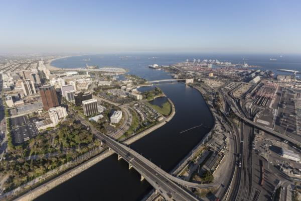 Microgrid to bolster resilience at Port of Long Beach