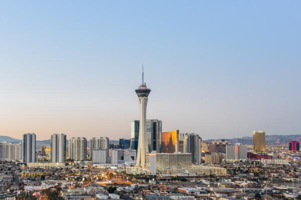 Las Vegas expands smart city partnership with NTT