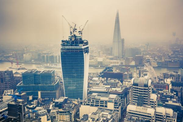 London launches advanced air monitoring network