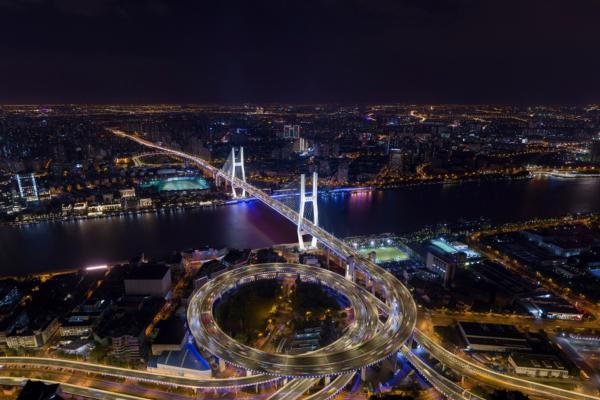 Shanghai receives lighting facelift