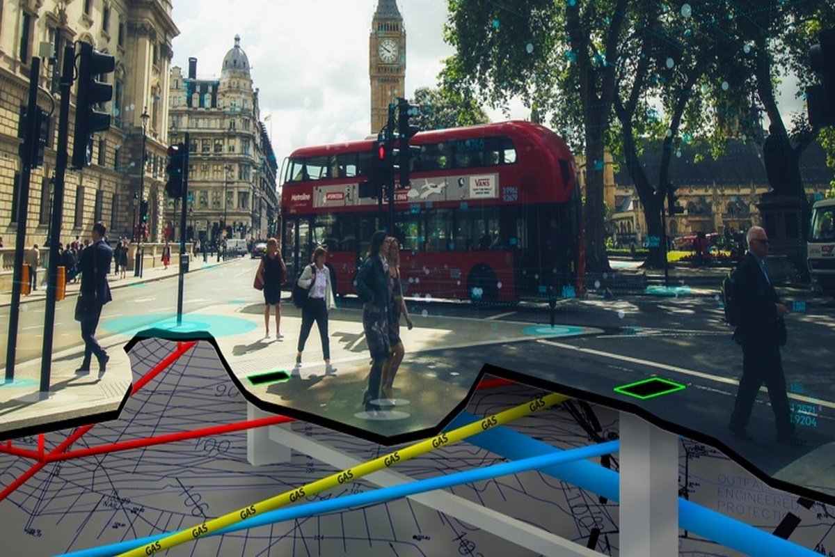 OS and Mobileye are extending the value of location data. Picture: Ordnance Survey
