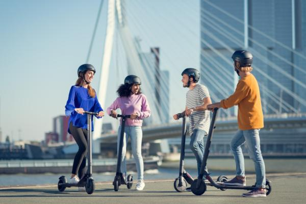 Micro-mobility solutions aim to crack last mile challenges